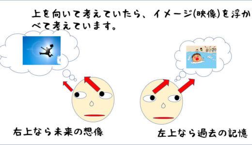 【NLP】五感のVAKの特徴を目の動きから分析できる方法をシェア/職場の人間関係が良好になる言葉がけ